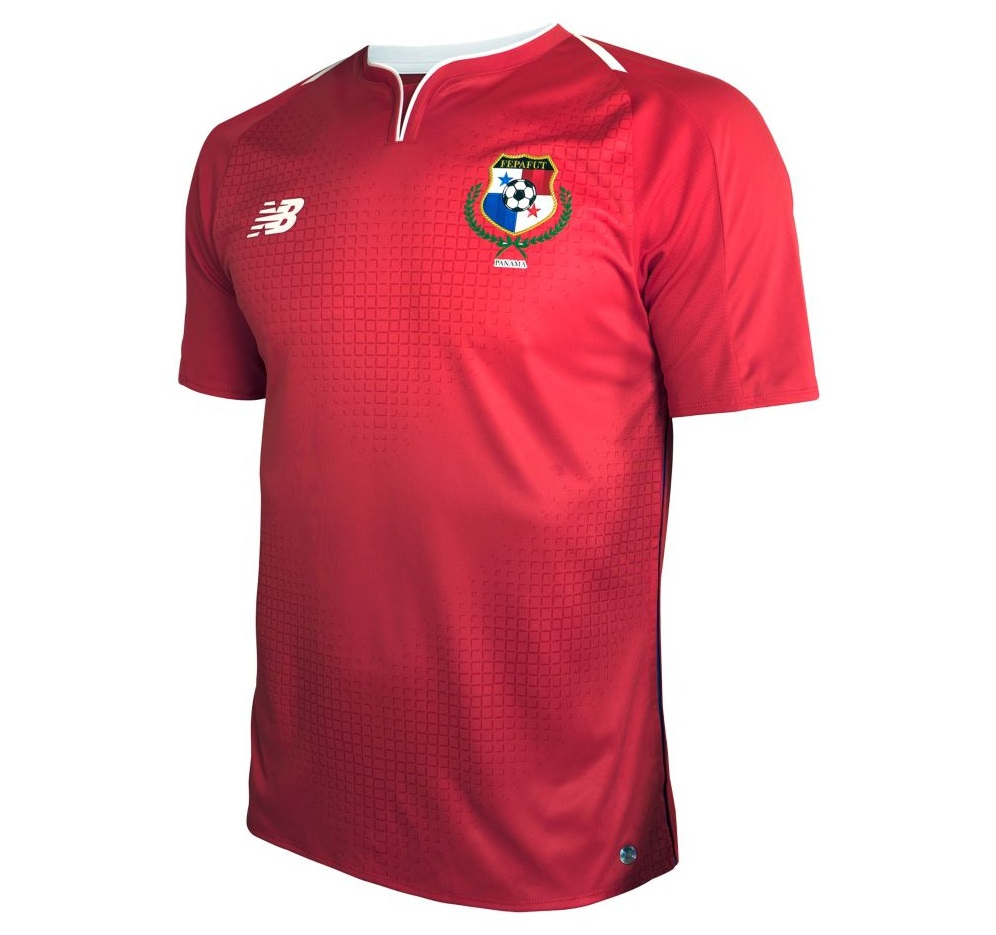 Panama home jersey World Cup 2018-M
