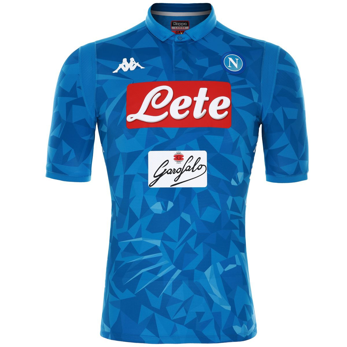 Napoli home jersey 2018/19-2XL