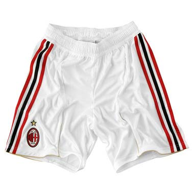 Image of   AC Milan hjemme shorts 2010/11 - børn-176