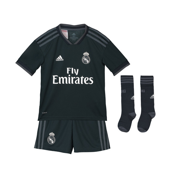 Real Madrid away kit 2018/19 - youth-164