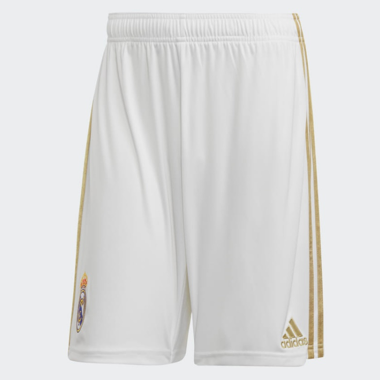 Image of   Real Madrid home shorts 2019/20 - mens-M