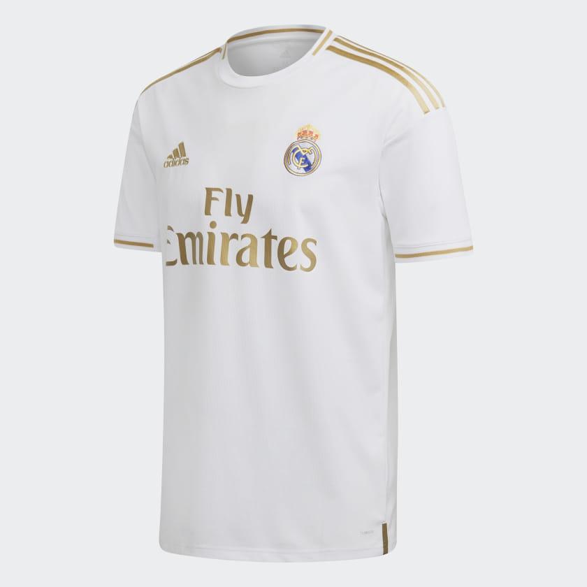 Image of   Real Madrid home jersey 2019/20 - La Liga-3XL