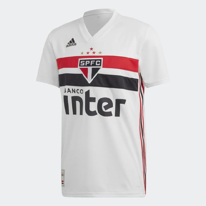 Image of   Sao Paulo home jersey 2019/20 - SPFC-L