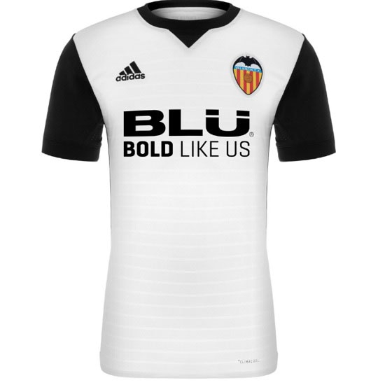 Valencia home jersey 2017/18-S