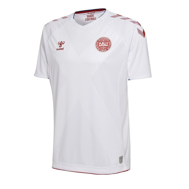 Image of   Denmark away jersey World Cup 2018-3XL