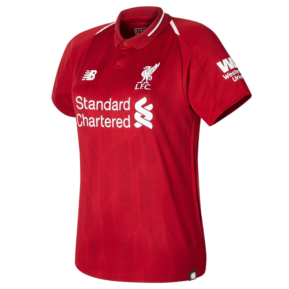 Liverpool home jersey 2018/19 - womens-6 (US) 36 (EU)