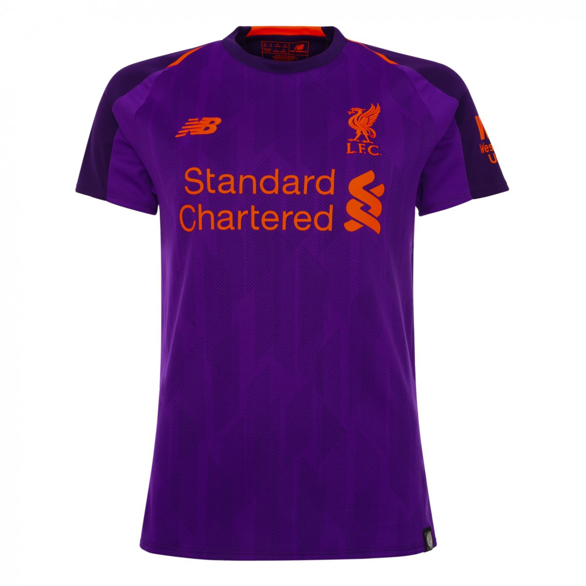 Liverpool away jersey 2018/19 - womens-10 (US) 40 (EU)