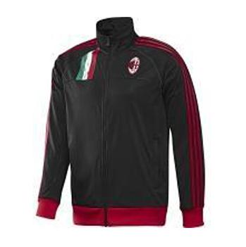 Image of   AC Milan track top 2012/13 - sort - børn-164