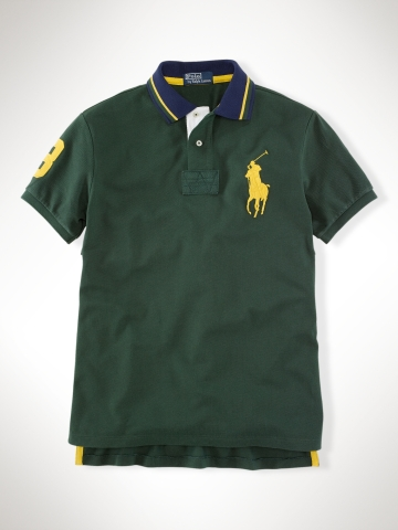 Ralph Lauren polo shirt Big Pony logo