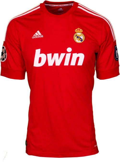 40c4f1d29ad Real Madrid Champions League ude trøje 11-12