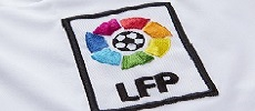 Real Madrid sleeve badge LFP