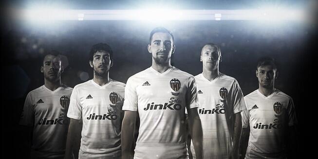 Valencia trøje fra Adidas
