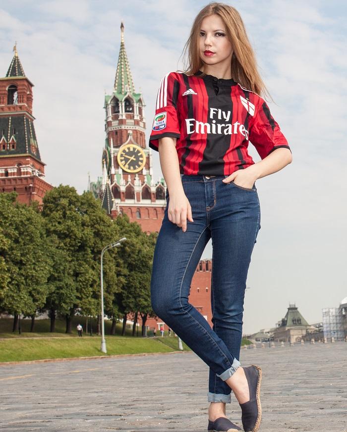 AC Milan pige den Røde Plads
