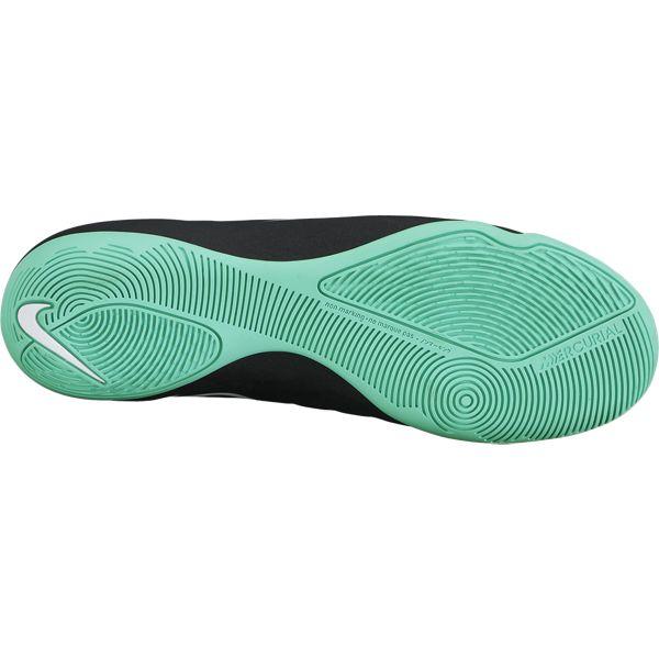 Mercurial sko med grøn sål