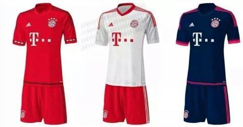 FC Bayern trøjer 2015/16
