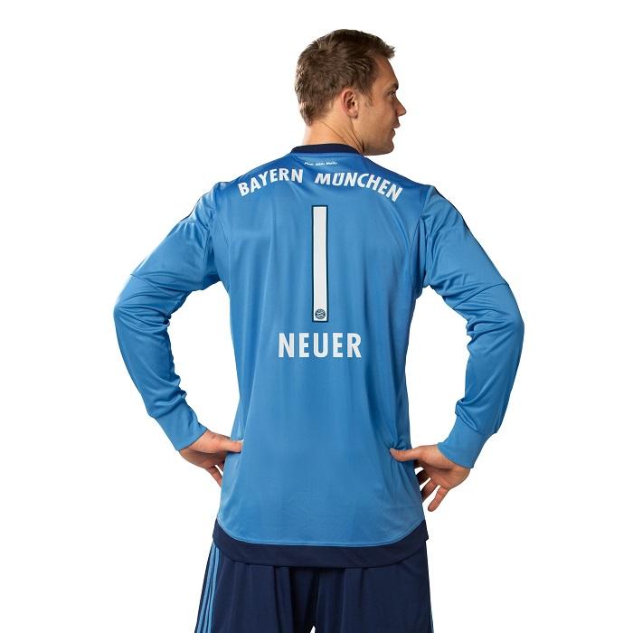 Bayern München tryk Neuer 1