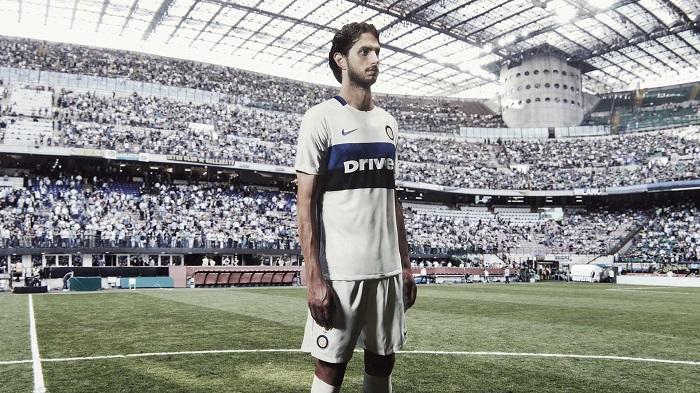 Inter udebane trøje 15/16