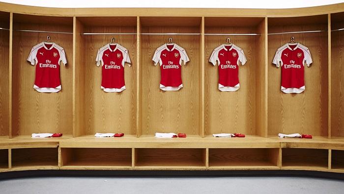 Arsenal hjemme trøje 2015/16