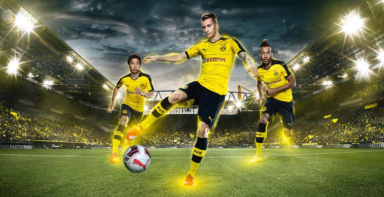 Dortmund hjemme trøje 2015/16
