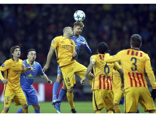 FC Barcelona ude sæt 2015/16