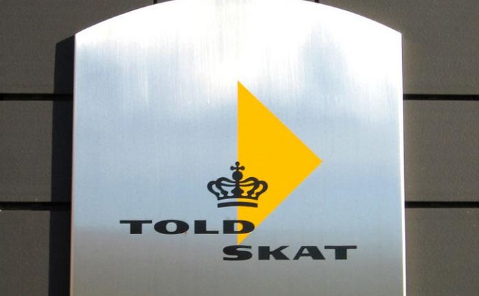 Told og Skat logo