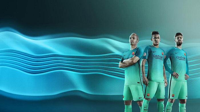 FC Barcelona 3. trøje 2016/17
