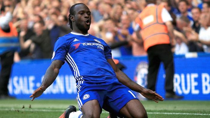 Chelsea fodboldtrøje i blå