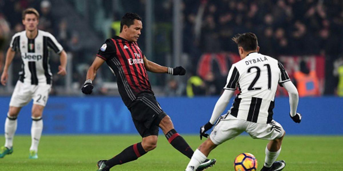Juve trøje og tryk Serie A
