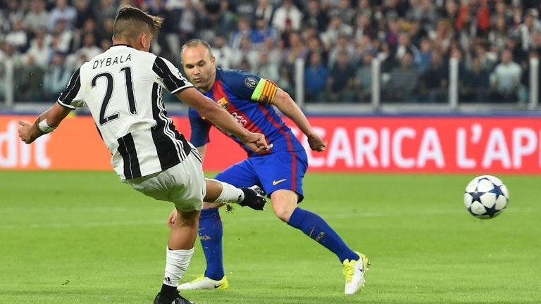 Juventus CL tryk og trøje