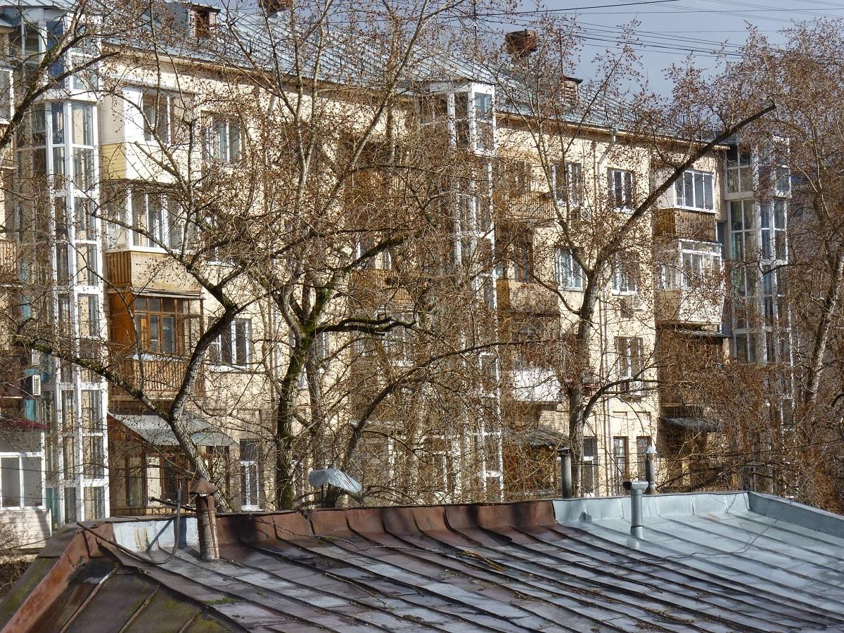 Moskva boligejendom