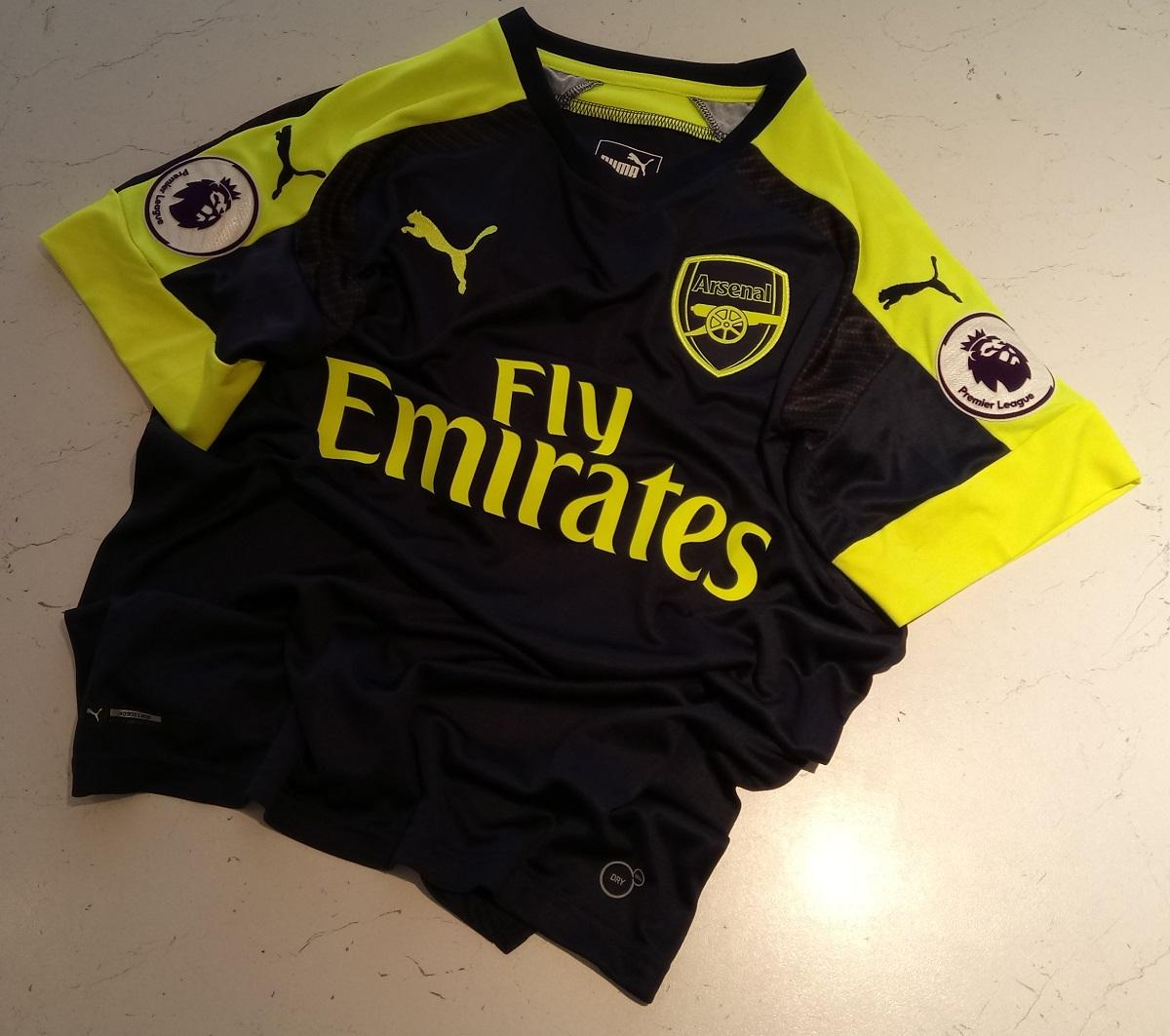 Arsenal PL ærmemærker