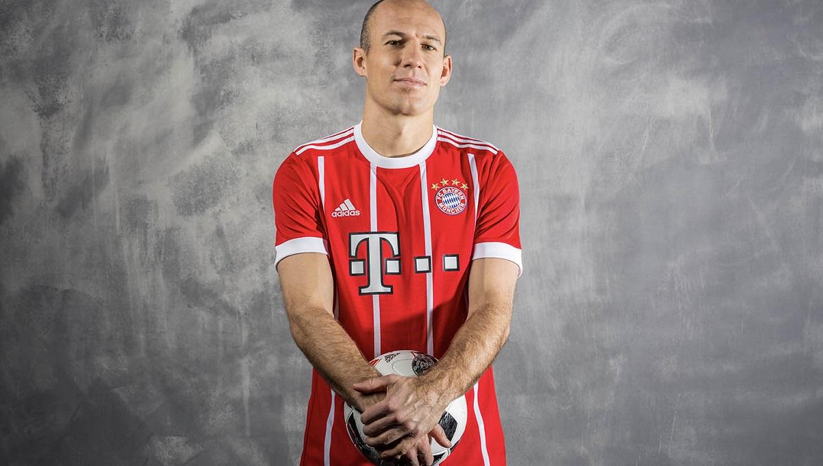 Bayern München hjemme trøje 17/18