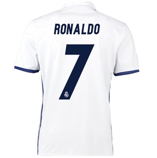Real Madrid Ronaldo 7 trøje