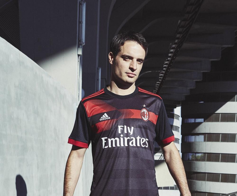 AC Milan 3. trøje 17/18