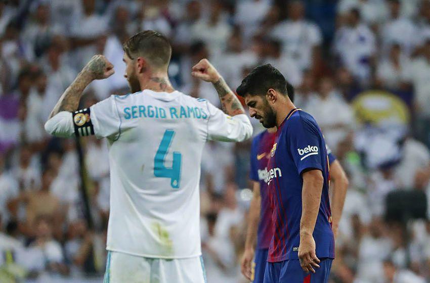 Real Madrid klub tryk 17/18