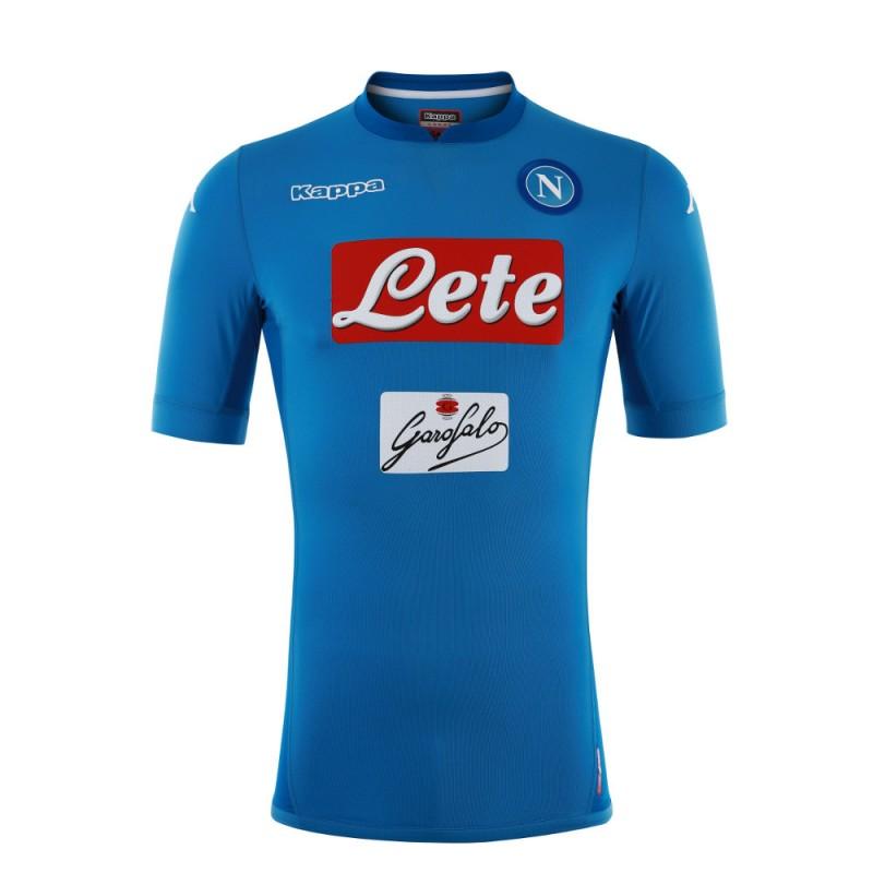Napoli hjemme trøje 2017/18