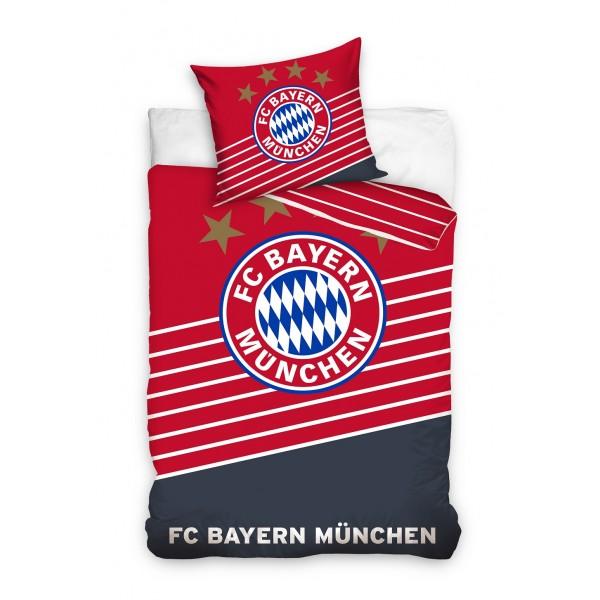Bayern sengetøj i rød