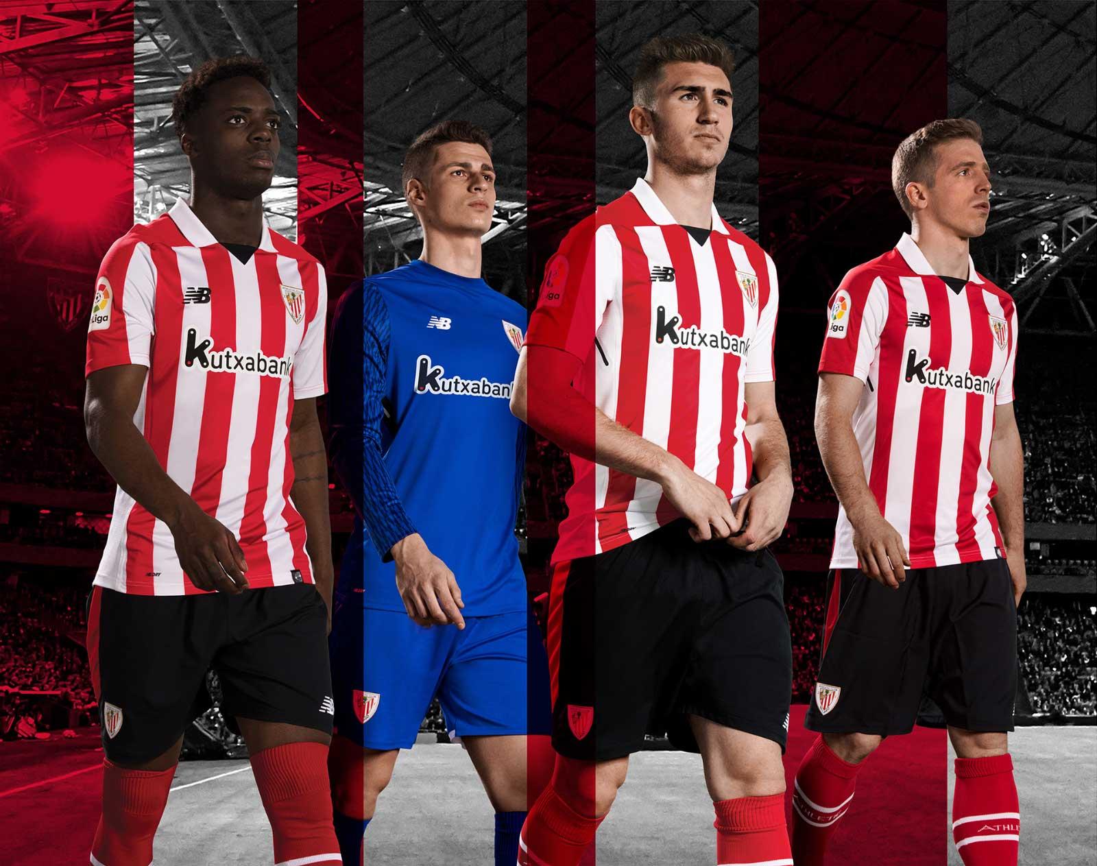 Athletic Bilbao hjemme trøje 17/18