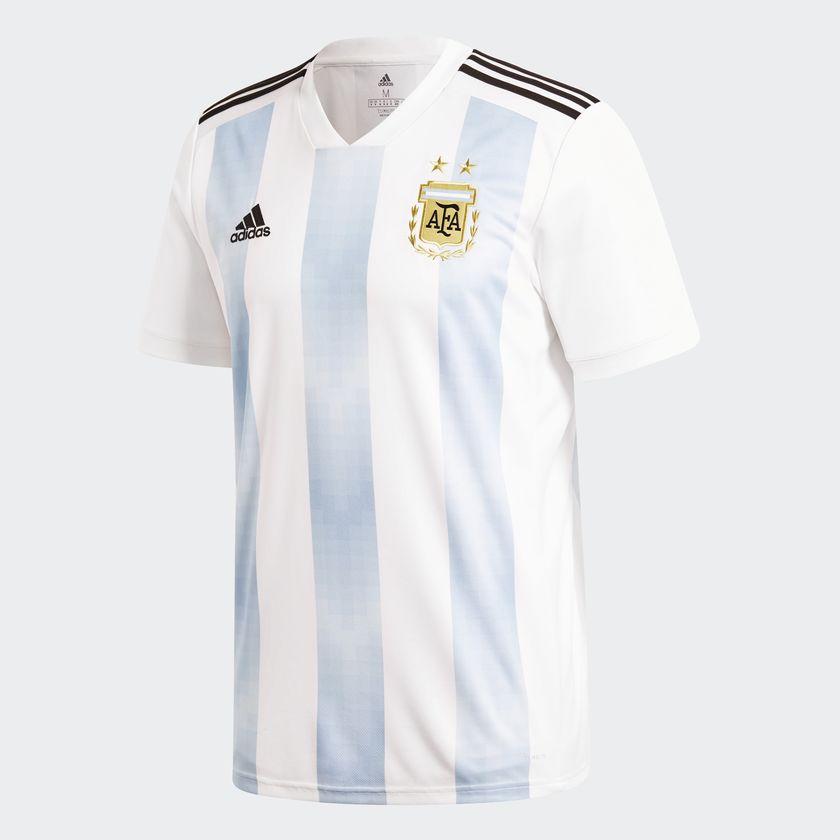 Argentina hjemmebane trøje