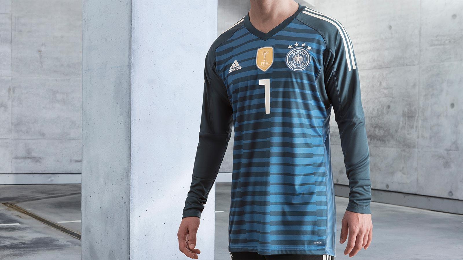Tyskland målmandstrøje VM 2018