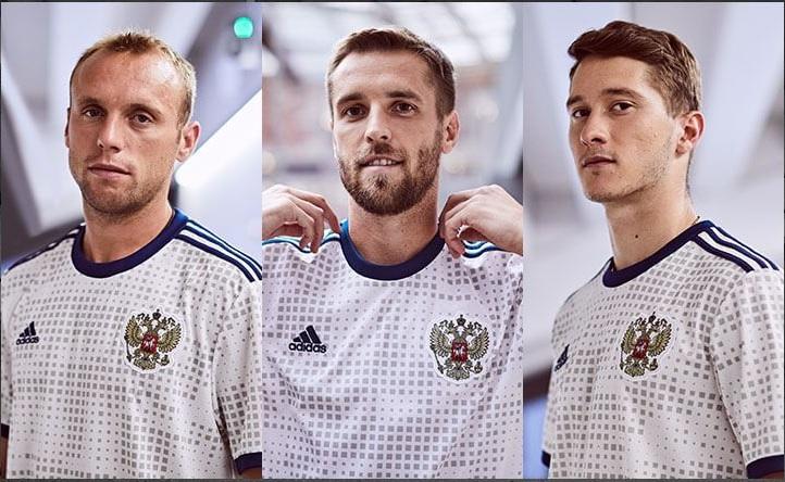 Rusland ude trøje VM 2018