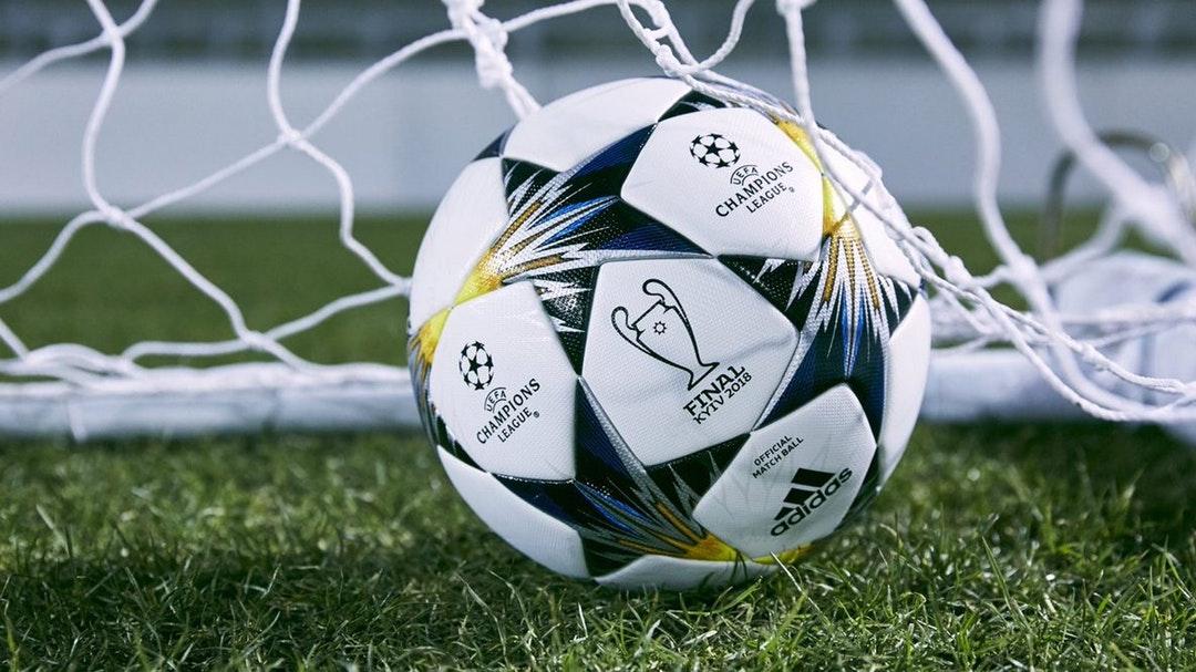 Champions League 2018 finale kampbold