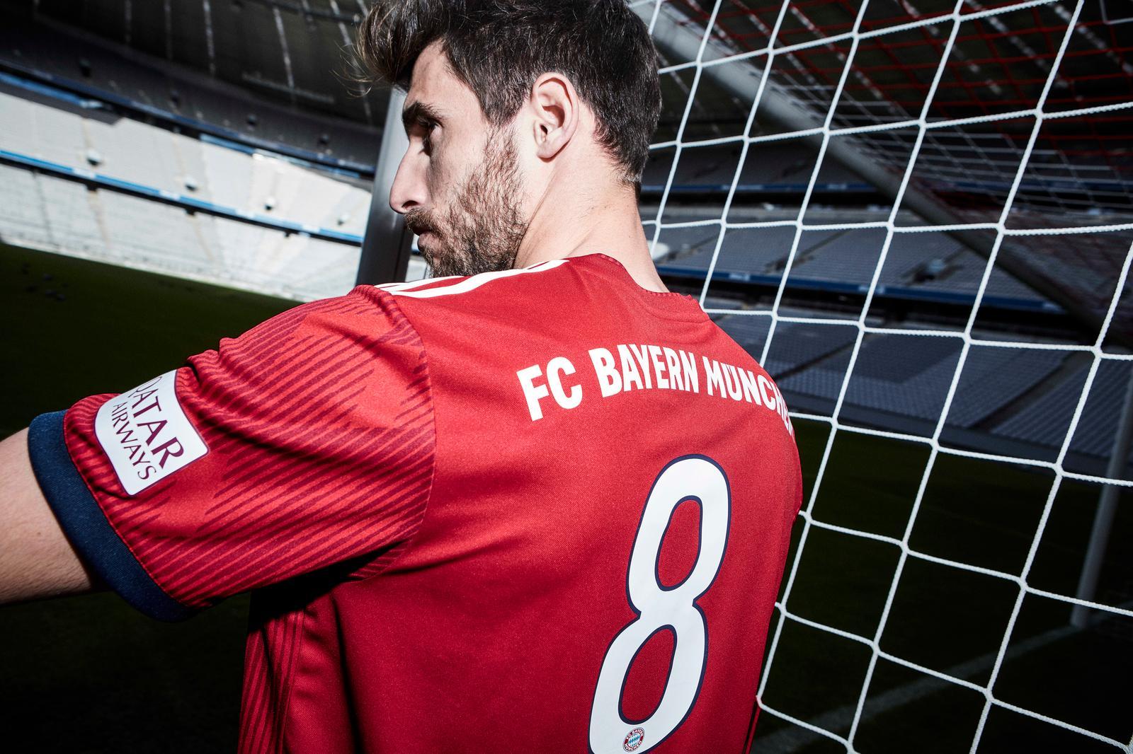 Bayern München tryk 18/19