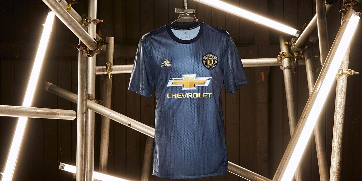 Man Utd 3. trøje 18/19