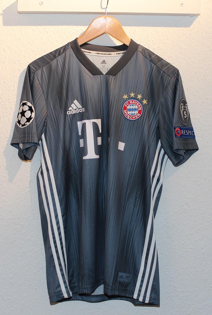 Bayern UCL udebane trøje