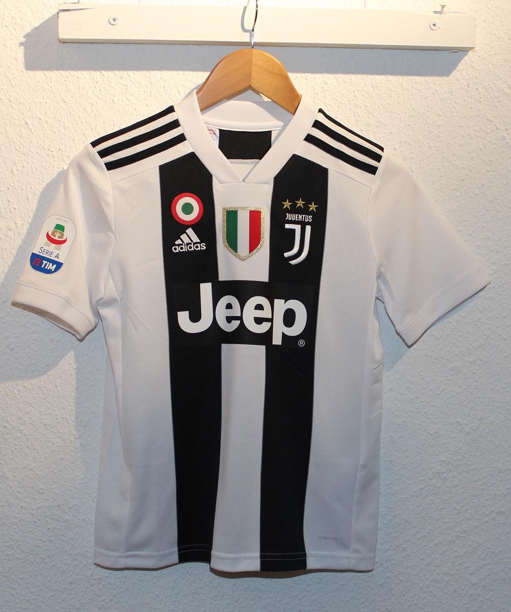 Juventus hjemme trøje 18/19