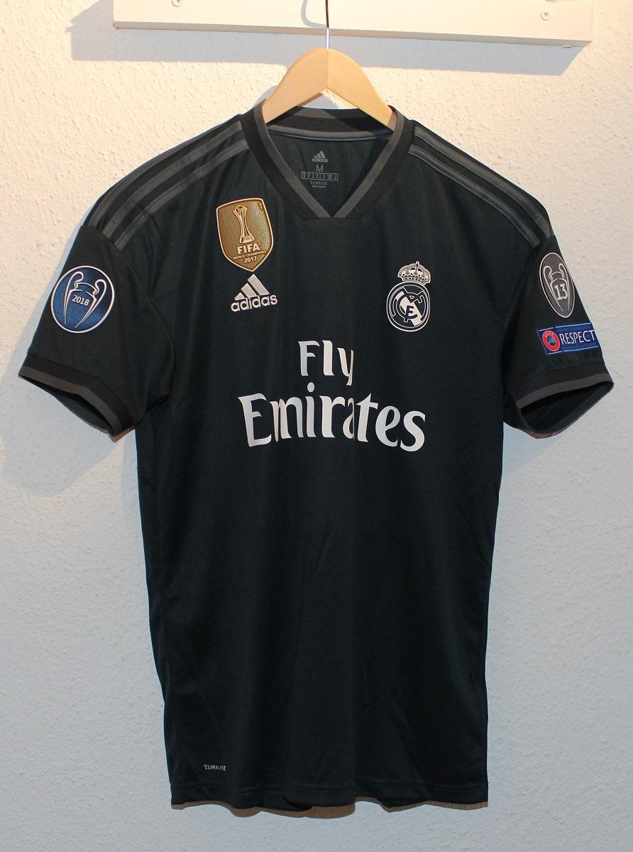 Real Madrid CL udebane trøje
