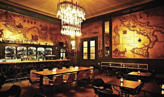 Goldene bar in Munich