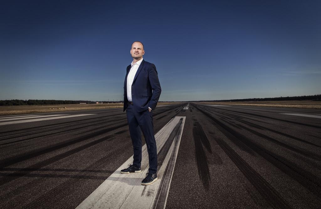 Aarhus Lufthavn Direktør