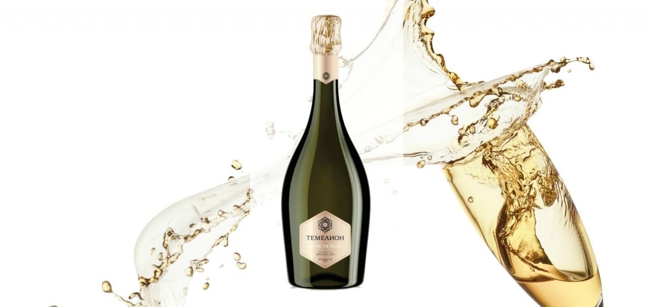 Lefkadia champagne rosé
